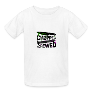 Chopped and Screwed - Kids' T-Shirt