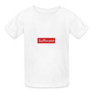 Suffocate - Kids' T-Shirt