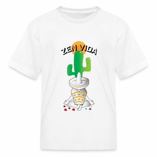 Zen Vida - Kids' T-Shirt
