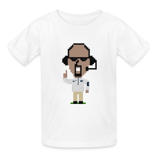 fanklin8bit whiteout - Kids' T-Shirt