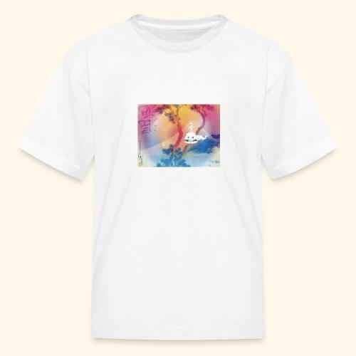 Kids See Ghosts - Kids' T-Shirt