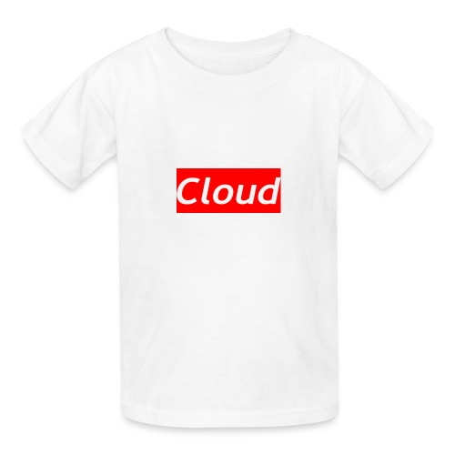 Supreme Cloud - Kids' T-Shirt