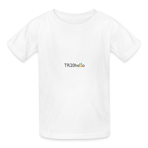 TR20hello - Kids' T-Shirt