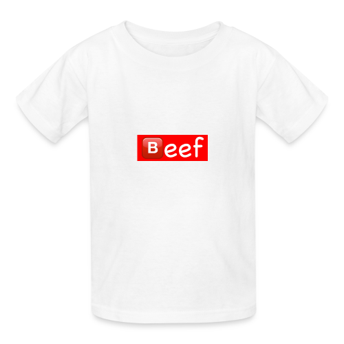 Beef//Kids Sizes - Kids' T-Shirt