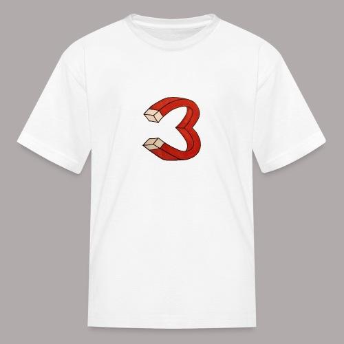 Heart-Attract - Kids' T-Shirt