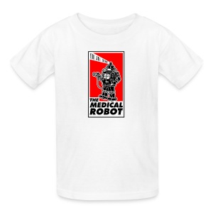 The medical robot (not again!) - Kids' T-Shirt