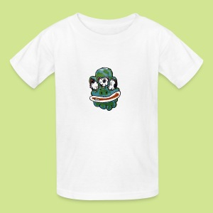 Earth Face - Kids' T-Shirt