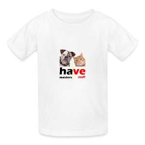Dog & Cat - Kids' T-Shirt