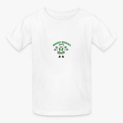 Money Hungry - Kids' T-Shirt