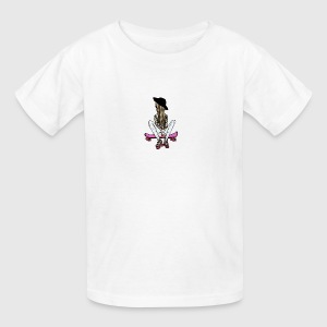 Chilled chick - Kids' T-Shirt