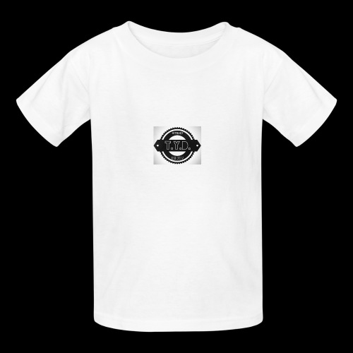 tyd official logo - Kids' T-Shirt
