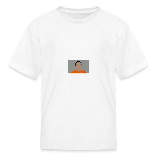 john vlog logo - Kids' T-Shirt