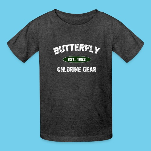 butterfly est 1952 - Kids' T-Shirt
