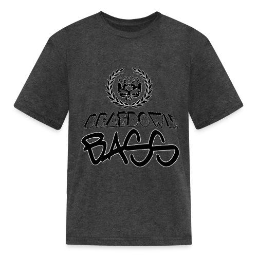 BEATDOWN BLACK LOGO - Kids' T-Shirt