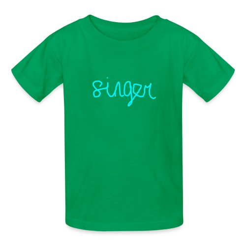 SINGER - Kids' T-Shirt