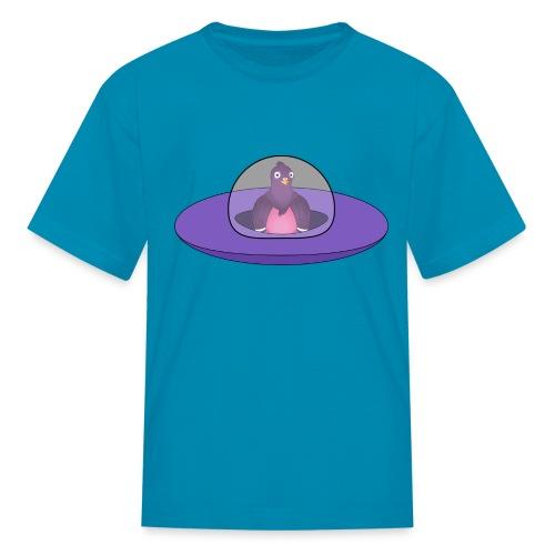 Pidgin UFO - Kids' T-Shirt
