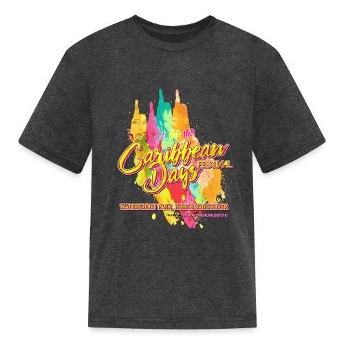 Caribbean Days Festival = Hot! Hot! Hot! - Kids' T-Shirt