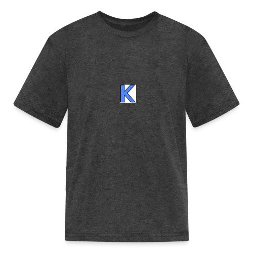 Kickstarkid K - Kids' T-Shirt