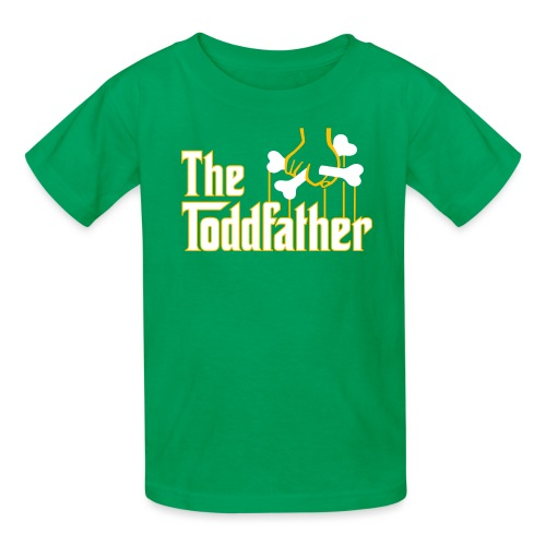 The Toddfather - Kids' T-Shirt