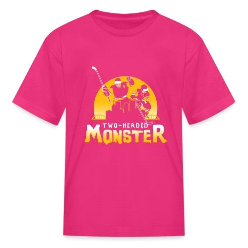 Two-Headed Monster - Kids' T-Shirt