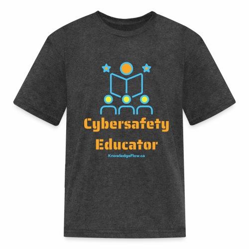Cybersafety Educator - Kids' T-Shirt