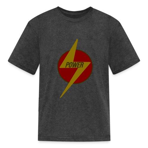 Flash of Power - Kids' T-Shirt