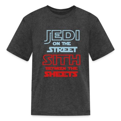 Jedi Sith Awesome Shirt - Kids' T-Shirt