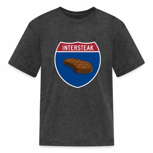 Intersteak - Kids' T-Shirt