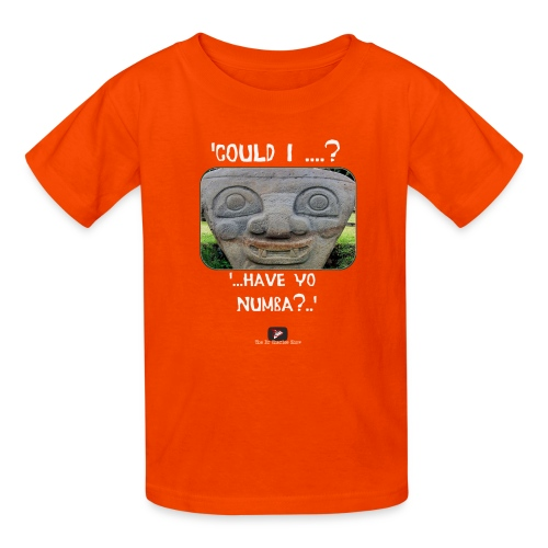 Alien Could I have your Number - Kids' T-Shirt