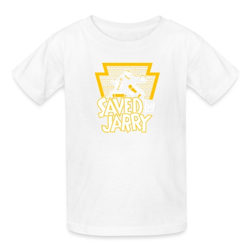 Saved by Jarry - Kids' T-Shirt