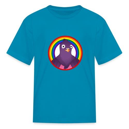 pidgin-pride - Kids' T-Shirt