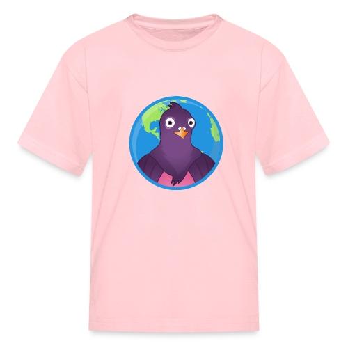 pidgin_earthday - Kids' T-Shirt