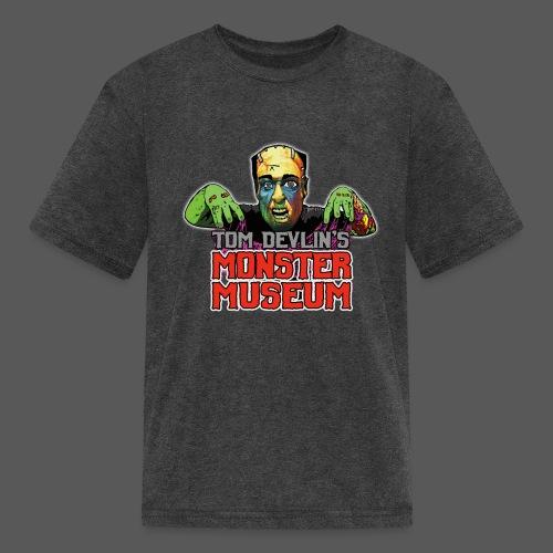 Monster Museum Logo - Kids' T-Shirt