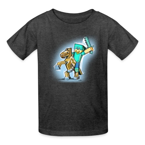 Horseman - Kids' T-Shirt