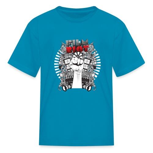 Film Riot - Kids' T-Shirt