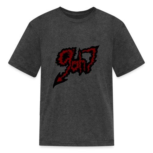 9oh7 logo - Kids' T-Shirt