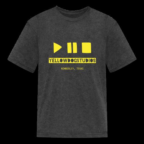Yellow DOG Studios LOGO - Kids' T-Shirt