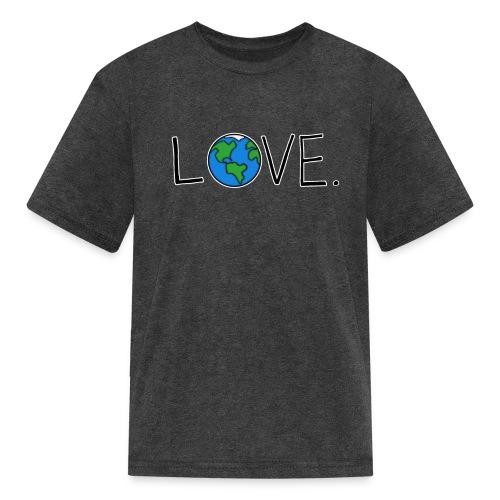Love. - Kids' T-Shirt