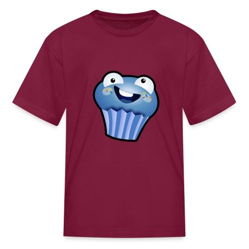 הלוגו של מאפין - Kids' T-Shirt
