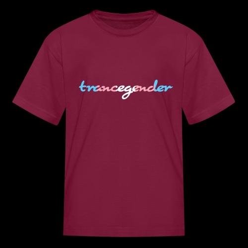 trancegender - Kids' T-Shirt