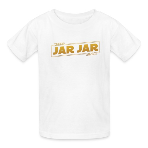 jarjar trim - Kids' T-Shirt
