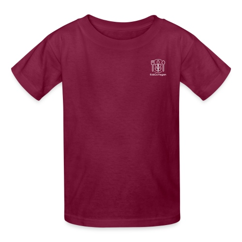 Kids Go Vegan - Kids' T-Shirt