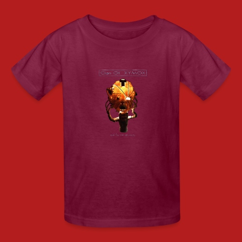 Days of Black Clan Of Xymox Album Shirt - Kids' T-Shirt