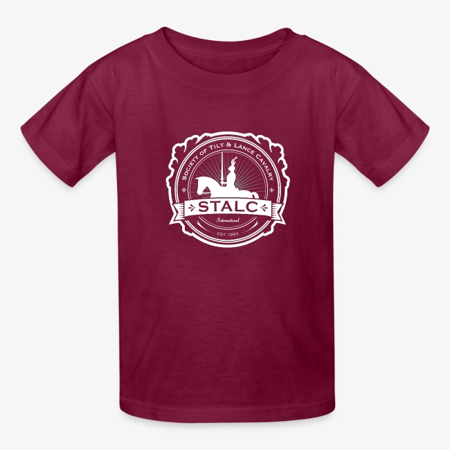 STALC Logo White only