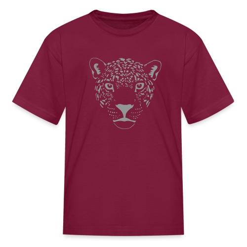 jaguar cougar cat puma panther leopard cheetah - Kids' T-Shirt