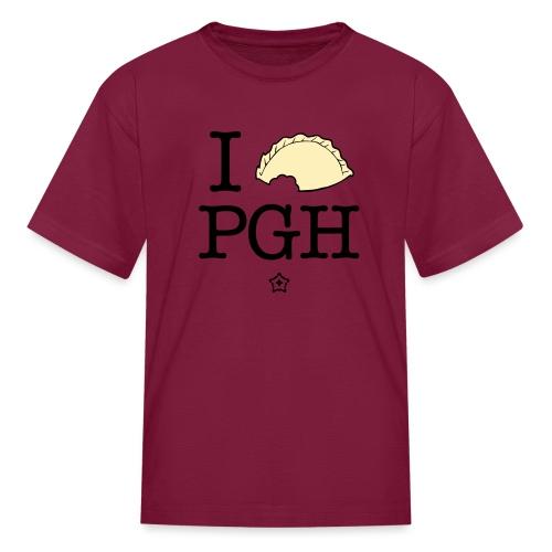 I pierog PGH - Kids' T-Shirt