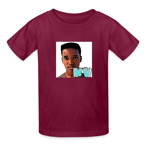 KevinsVids Face Logo - Kids' T-Shirt