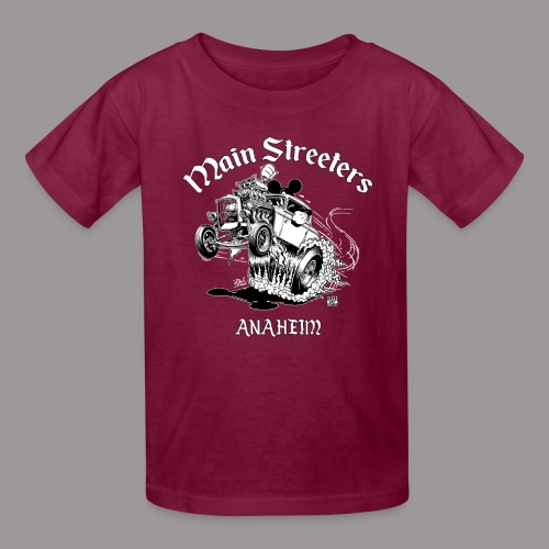 Main Streeters of Anaheim - Kids' T-Shirt