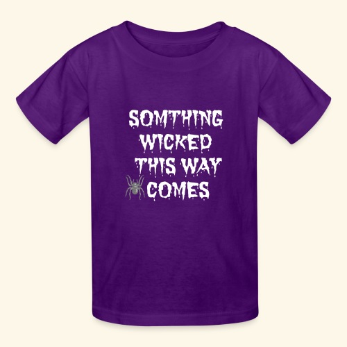 WICKED HALLOWEEN TEE - Kids' T-Shirt