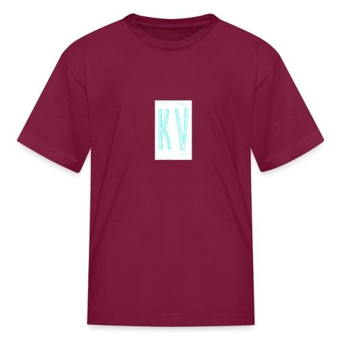 KevinsVids Logo - Blank - Kids' T-Shirt